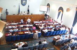 Суд в Житомире отменил решение горсовета о Народной раде