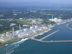 """На АЭС """"Фукусима"""" в два раза повысился уровень излучения в грунтовых водах"""