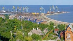 Несмотря на террористов в Донбассе, порты Украины наращивают грузооборот