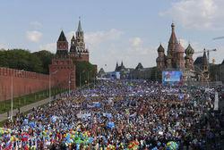 Первомайская демонстрация в Москве как ностальгия по СССР и царской империи