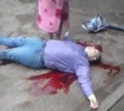 Не желая платить за товар, боевики убили охранника супермаркета в Алчевске
