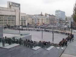 Именные билеты предлагают ввести на матчи сборной Украины по футболу