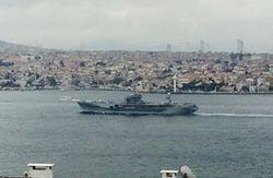 В Черное море вошел фрегат США USS Mount Whitney