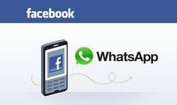 Сделки между  Facebook с WhatsApp опасаются, но акции соцсети прибавили 2,66 процента
