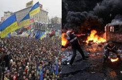 Социологи выяснили мнение россиян о событиях в Украине