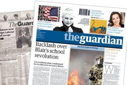 Китай заблокировал в своем сегменте доступ к сайту британской The Guardian