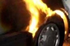 В Печерском районе Киева за ночь спалили 6 авто
