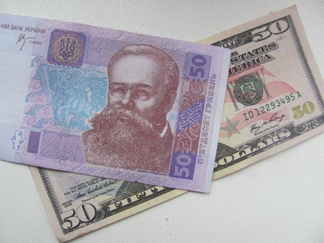 Курсы валют цб гривна