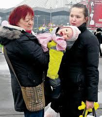 дочь Людмилы Гурченко