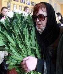 дочь Гурченко