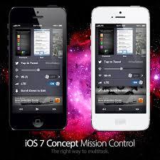 iOS 7 будет кардинально новой