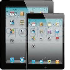 новый iPad и iPad mini