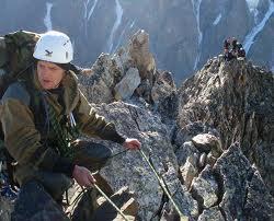 Украинские альпинисты