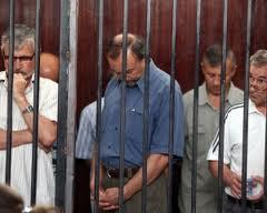 Осужденные в Ливии украинцы