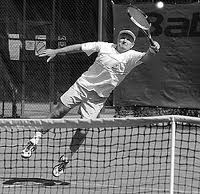 Теннисное соревнование между депутатами европарламентов