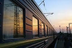 Скорый поезд Минск-Витебск