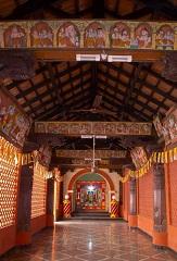 индуистский храм на Гоа