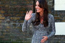 СМИ узнали о дате рождения первенца Кейт Миддлтон и принца Уильяма