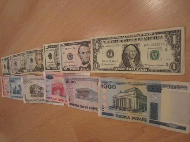 Курс доллара в банках кемерово на