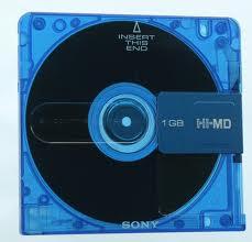 От производства MD компания Sony отказывается окончательно