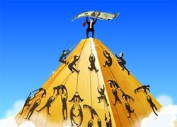 В Беларуси опасаются возвращения пирамиды МММ