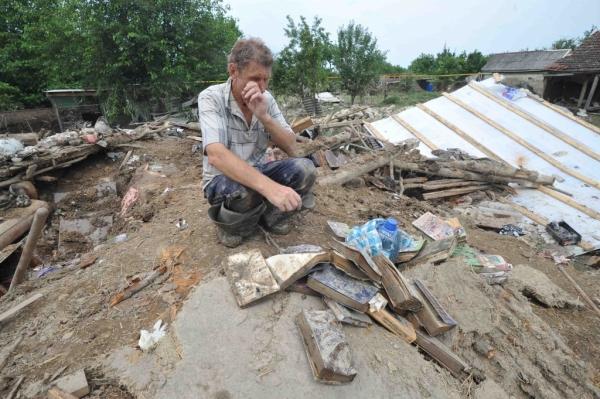 наводнение фото в крымске