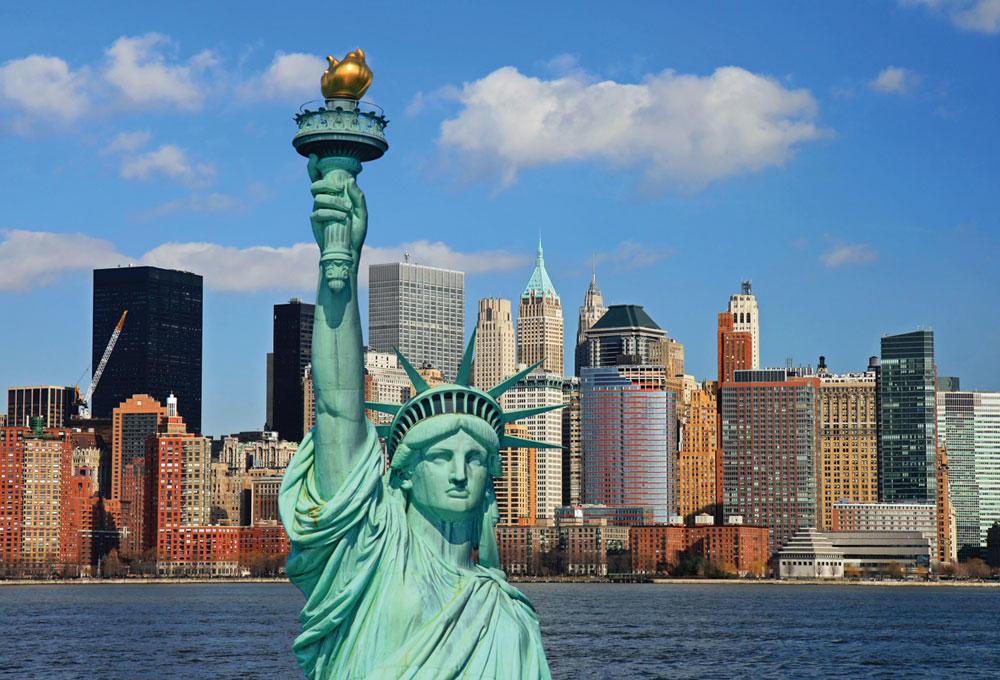 Селиться в нью йорке и москве 1