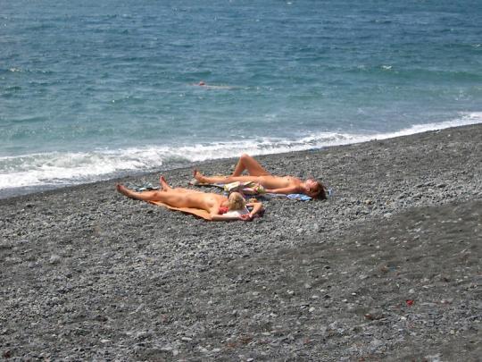 Нудистские пляжи  Отдых в Анапе 2018 без посредников