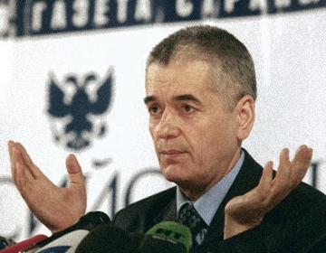 Игорь Реморенко. Про Онищенко