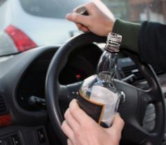 Правительство РФ отказывается от нулевого промилле для водителей