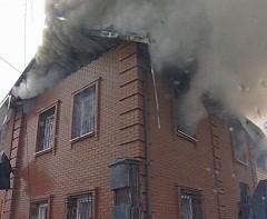 В Эстонии горела пятиэтажка: есть жертвы