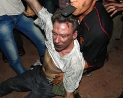 Убитый посол Крис Стивенс