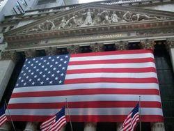 Биржи США открылись с «медвежьим» настроем
