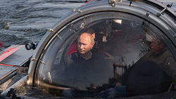 Путин совершил погружение на дно Финского залива на батискафе