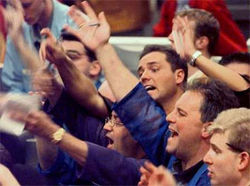 Американские биржи в разнонаправленном настрое