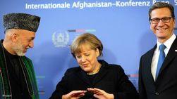 Канцлер Германии Ангела Меркель неожиданно объявилась в Афганистане
