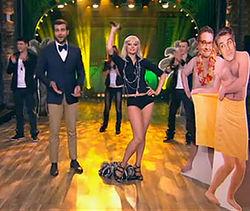 PR и эротика: певица Натали удивила на шоу Ивана Урганта