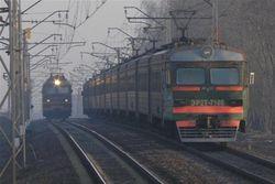 В Украине поезд «заблудился», и привез людей в другой город