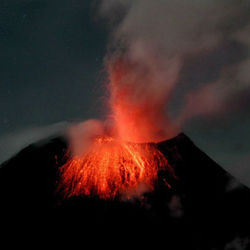 Плоский Толбачик вулкан