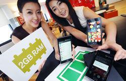 Компания LG анонсировала новый смартфон Optimus LTE III