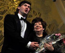 Умерла известная украинская оперная певица Валентина Арканова