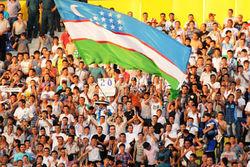 Беспредел: милиция Узбекистана избила футбольных болельщиков