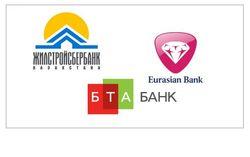 ТОП Яндекса и Одноклассники банков Казахстана: Жилстройсбербанк и БТА Банк - лидеры