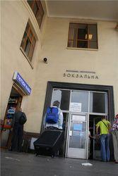 Суицид в метро Киева вызвал коллапс наземного транспорта