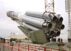 ракета Протон