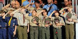 Геям разрешили вступать в ряды бойскаутов в США