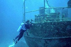 Украинцы задолго до россиян знали о затопленном корабле «Тотила»