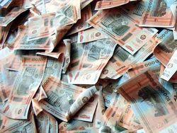Белорусы за полгода купили валюты на 167 млн. долларов больше, чем продали