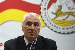 Президент Южной Осетии хочет объединиться с Северной Осетией в составе РФ