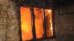 ЧП в Кировограде: При пожаре погибли четверо, в том числе 5-летний ребенок